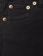 Levi's - LVG RIBCAGE DENIM PANT - jeans - black heart - 2