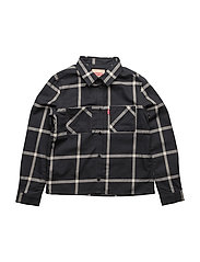 LS SHIRT BRADSH - BLACK