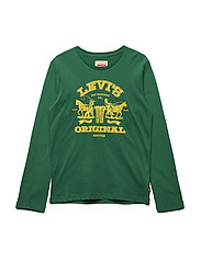 LS TEE GREENHOR - DARK GREEN