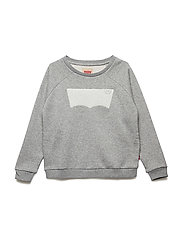 SWEAT BERCOT - CHINA GREY