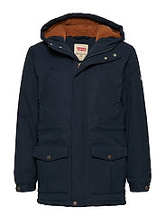 PARKA SHERPARK - ROYAL BLUE