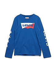 LS TEE STARTEE - BRIGHT BLUE
