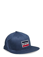 CAP CAPERO - DARK BLUE