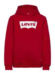 SWEAT SHIRT - LEVIS RED/ WHITE