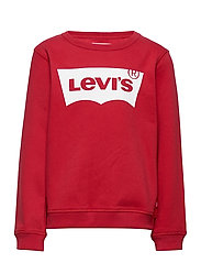 SWEAT SHIRT - LEVI'S RED/WHITE