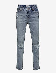 711 SKINNY JEAN - jeans - palisades with destruction