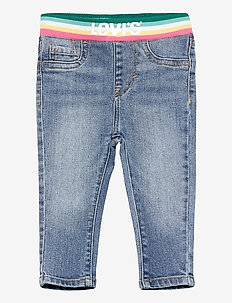 LVG PULLON RAINBOW SKINNY JEAN - jeans - napoleon