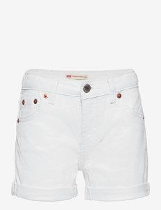 LVG GIRLFRIEND SHORTY SHORT - shorts - white