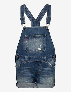 LVG SHORTALL - dungarees - vintage waters