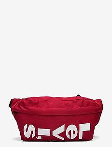 LEVIS SLING BAG - petits sacs - chili pepper