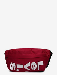 LEVIS SLING BAG - totes & small bags - red