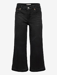 CROPPED WIDE LEG - jeans - roped in