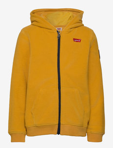 COZY ZIP UP - fleecetøj - golden yellow