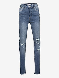 LVG 720 HIGH RISE SUPER SKINNY - jeans - hometown blue
