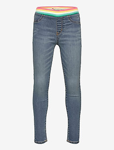 LVG PULL ON JEGGINGS - jeans - napoleon