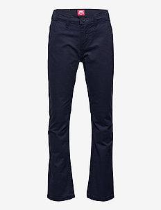 LVB 511 SLIM FIT XX CHINOS - spodnie - navy blazer