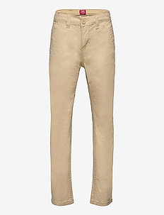 LVB 511 SLIM FIT XX CHINOS - spodnie - pale khaki