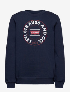 LVB CREWNECK SWEATSHIRT - bluzy - dress blues