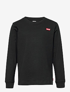 LVB L/S BATWING CHESTHIT TEE - manches longues - black