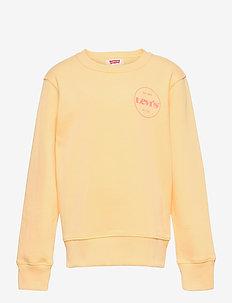 LVB CREWNECK SWEATSHIRT - sweatshirts - golden haze