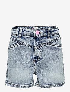 LVG HIGH RISE SHORTY SHORTS - shorts - misadventure