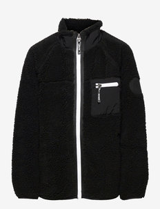 LVB SHERPA JACKET - veste polaire - black