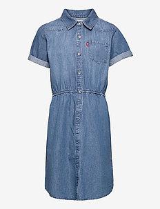 LVG WOVEN DRESS - kjoler - milestone