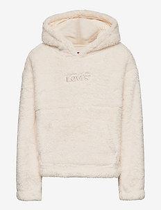 LVGSHERPAHOODIE - hoodies - buttercream