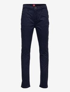 LVB XX SKINNY CHINO - trousers - navy blazer