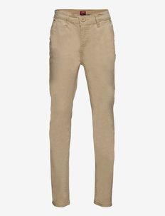 LVB XX SKINNY CHINO - trousers - pale khaki