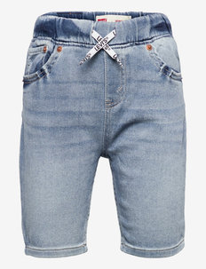 LVB SKINNY DOBBY SHORT - shorts - salt lake