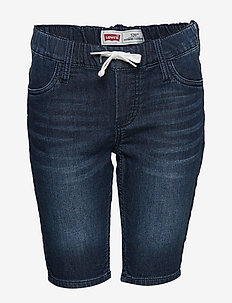 520™ Extreme Taper denim knit Bermuda shorts - INDIGO