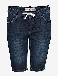 520™ Extreme Taper denim knit Bermuda shorts - szorty - indigo