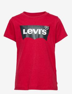 TEE-SHIRT - krótki rękaw - levis red