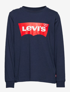 LVB L/S BATWING TEE - manches longues - dress blues