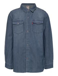 LVB-BARSTOW WESTERN SHIRT - shirts - vintage stone