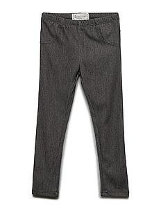 Boxer, leggings - BLACK