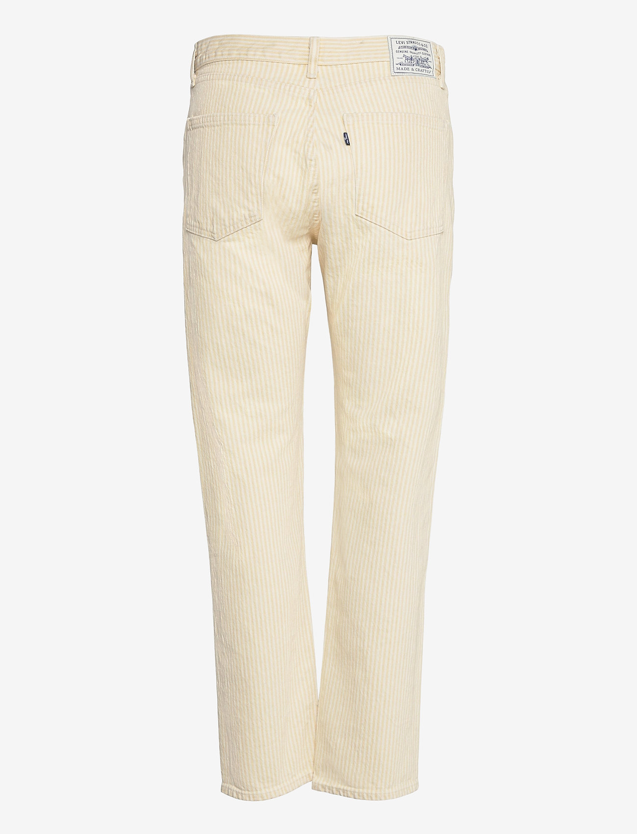 Levi's Made & Crafted - LMC PIPE STRAIGHT LMC SOLEIL - straight regular - yellows/oranges - 1
