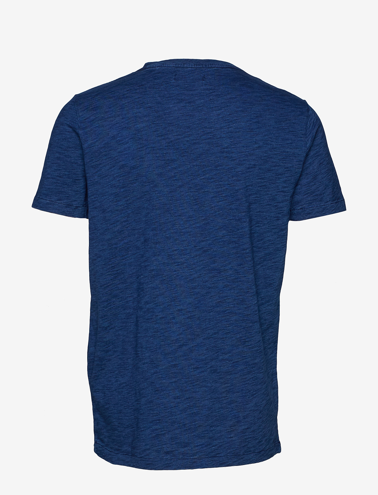 Levi's Made & Crafted - LMC POCKET TEE WASHED BLUE IND - basic t-shirts - blues
