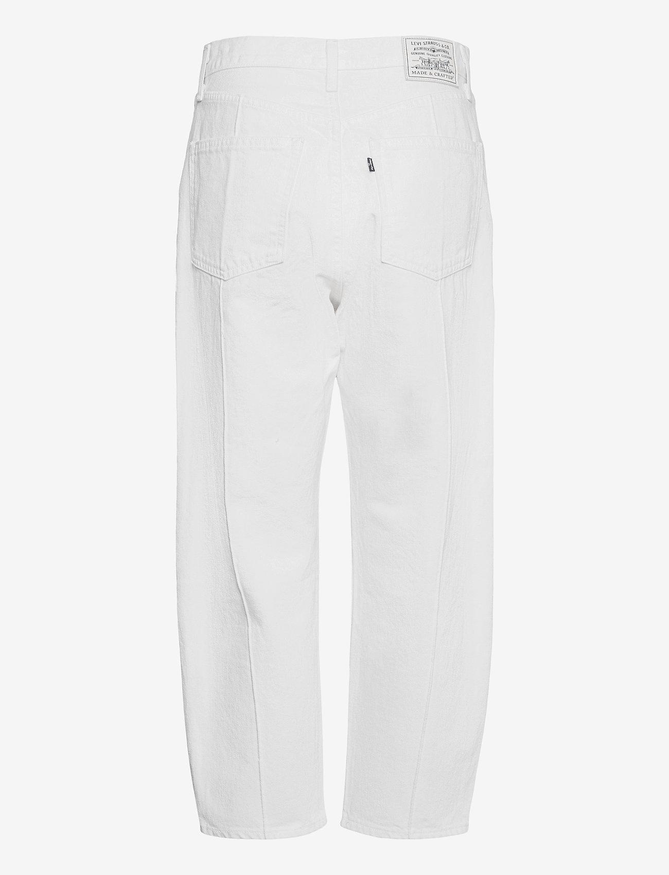 Levi's Made & Crafted - LMC BARREL LMC WHITE SAILS MOJ - mom jeans - neutrals - 1