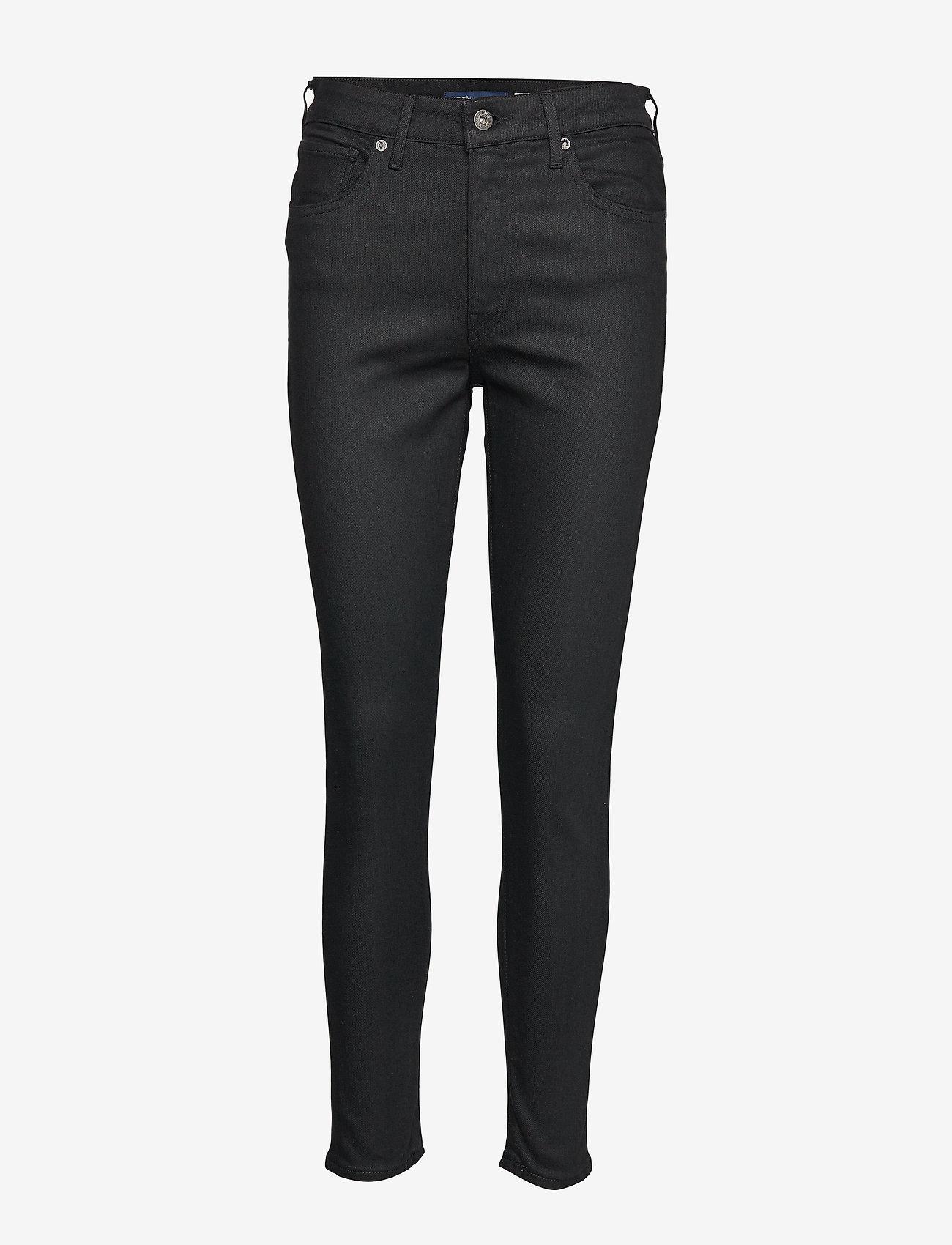 Levi's Made & Crafted - LMC 721 LMC STAY BLACK - skinny jeans - blacks
