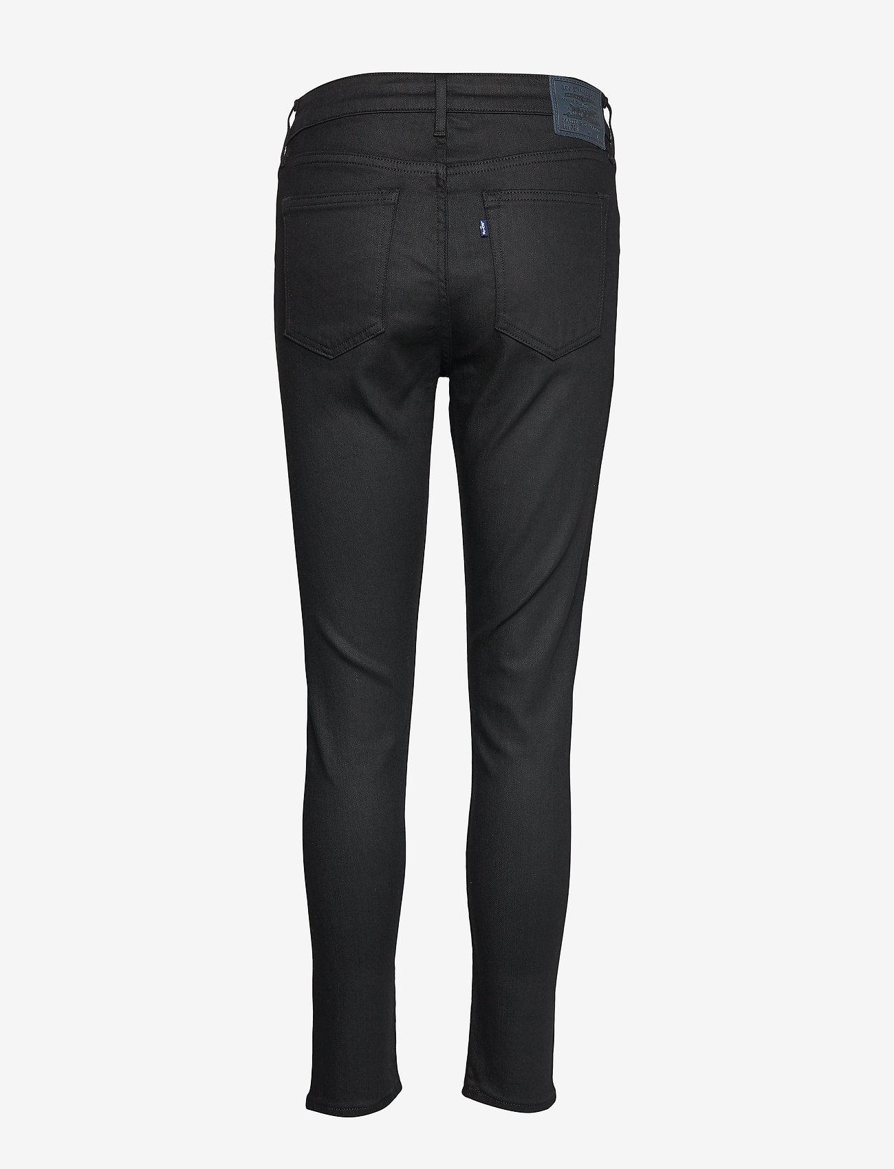 Levi's Made & Crafted - LMC 721 LMC STAY BLACK - skinny farkut - blacks - 1