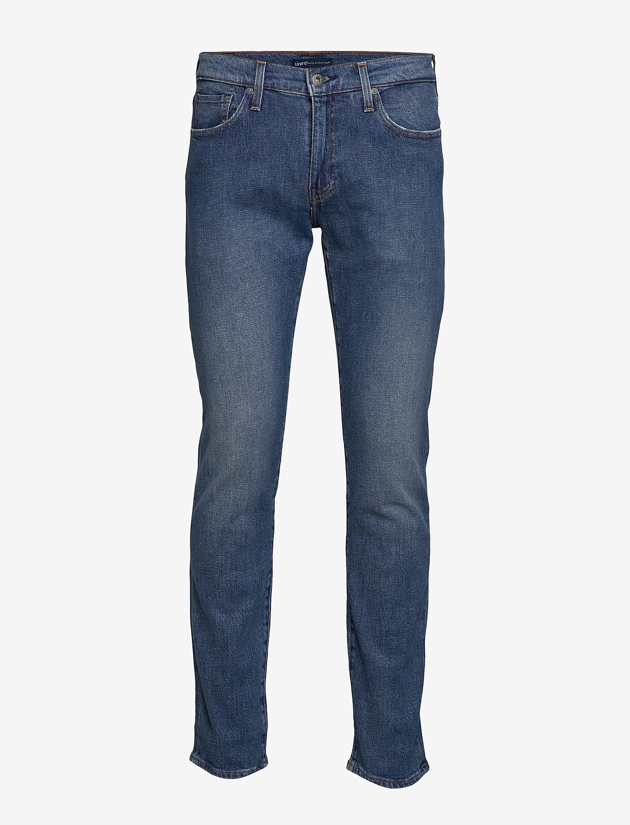 Levi's Made & Crafted - LMC 511 LMC DIEGO - slim jeans - med indigo - worn in