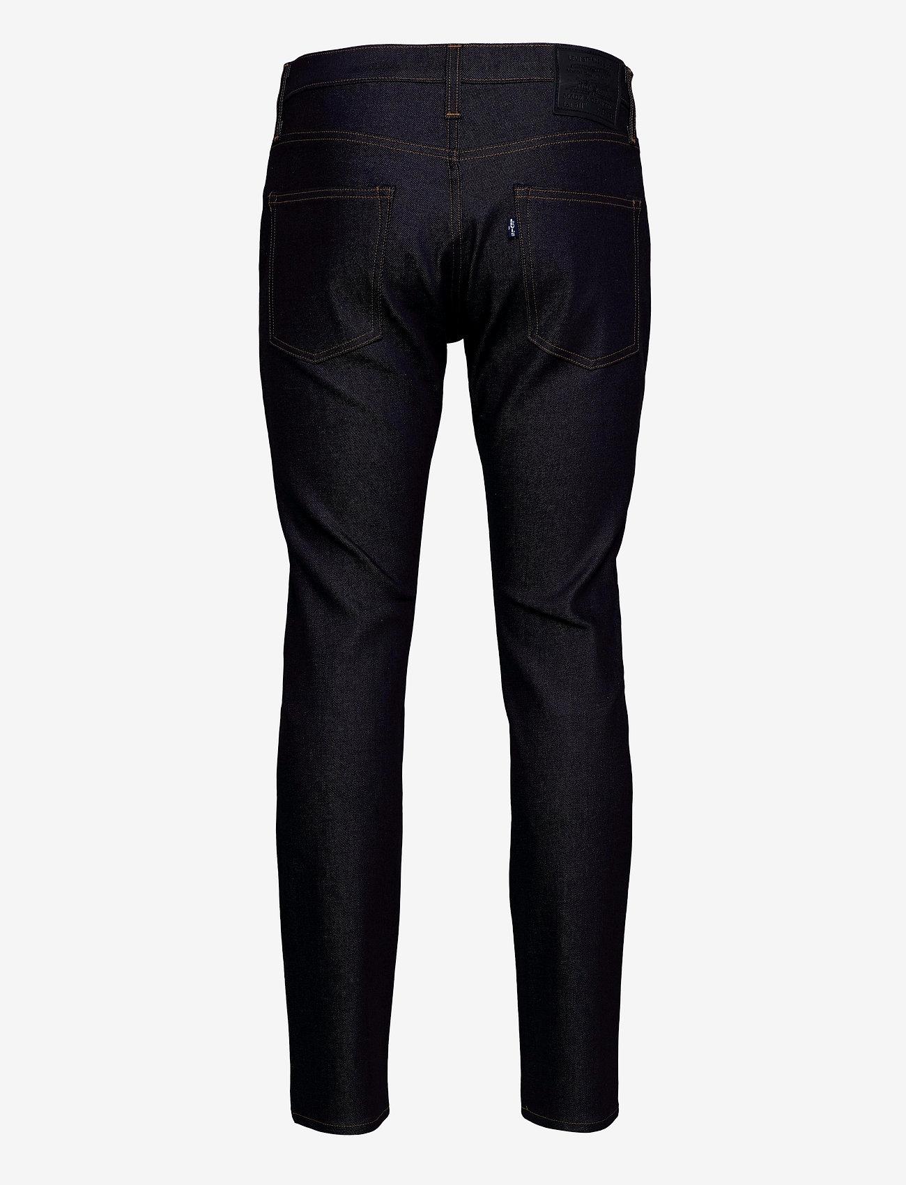 Levi's Made & Crafted - LMC 511 LMC CRISP MOJ - slim jeans - dark indigo - flat finish - 1