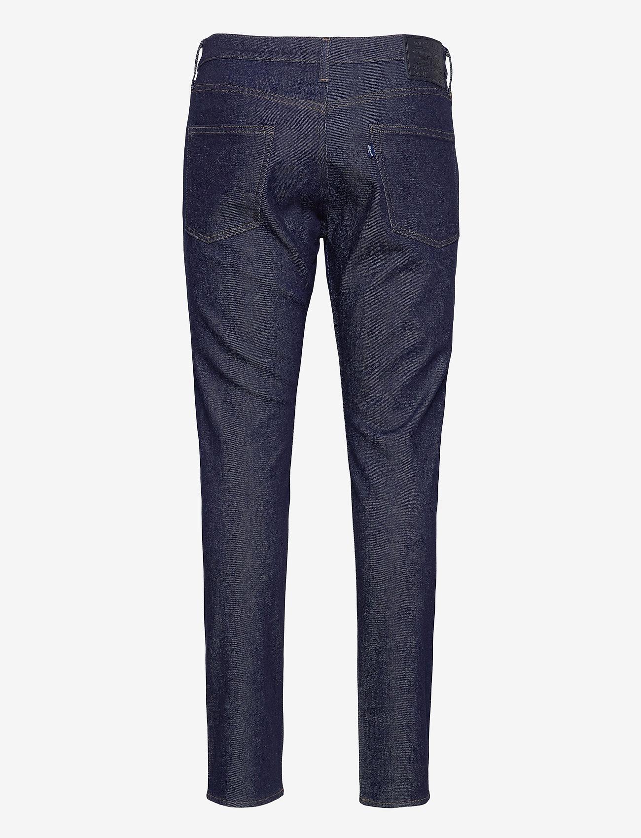 Levi's Made & Crafted - LMC 512 LMC INDIGO RESIN 1 - regular jeans - dark indigo - flat finish - 1