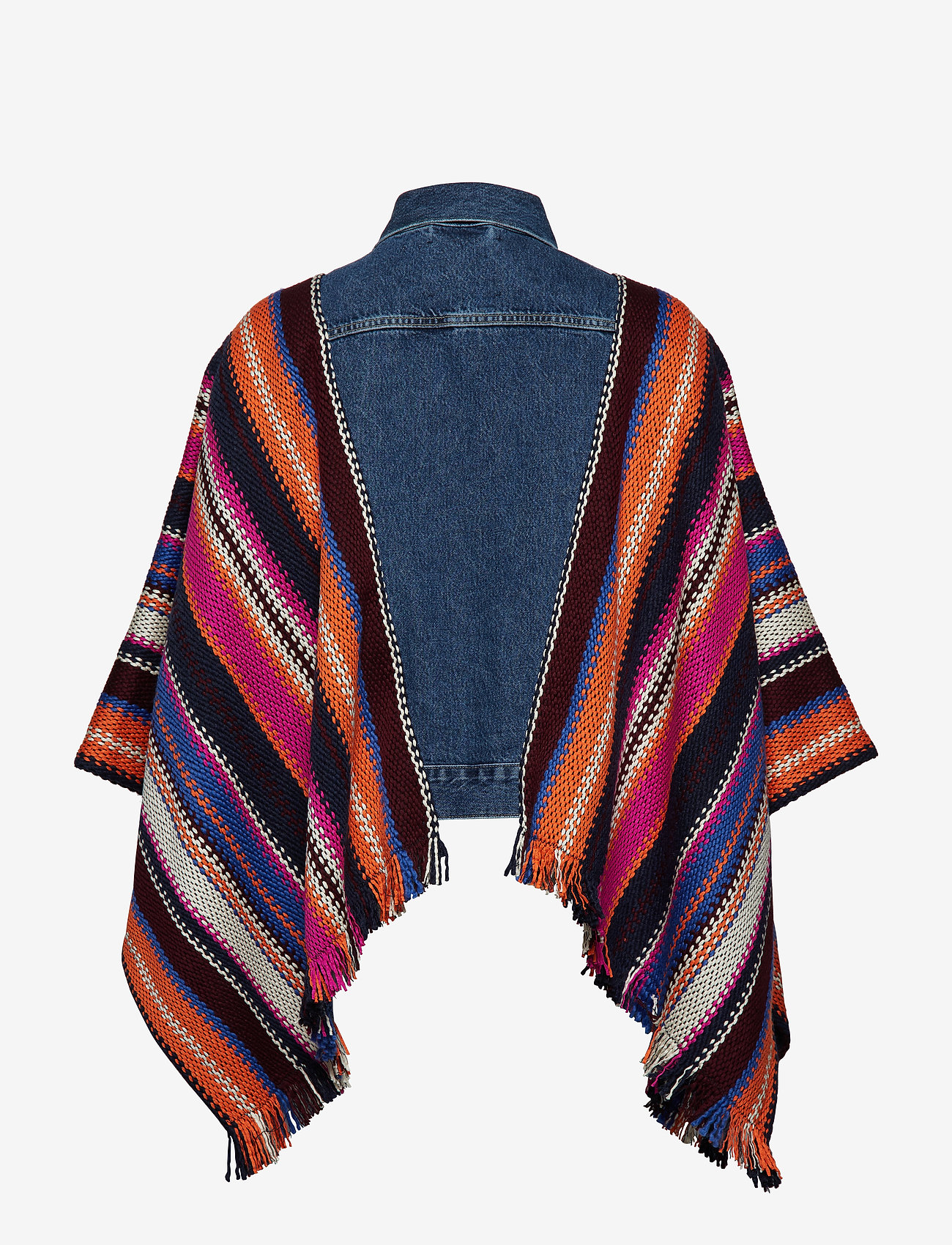 Lmc Trucker Poncho Lmc Summer (Multi-color) - Levi's Made & Crafted mkCiat