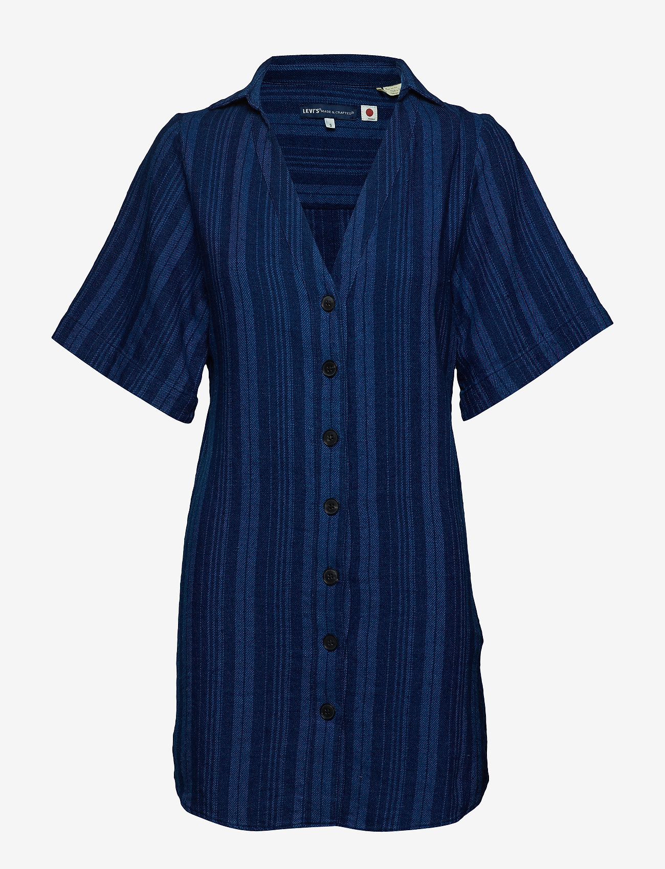 Levi's Made & Crafted - LMC FRIDA DRESS LMC INKY PONCH - tunikat - blues