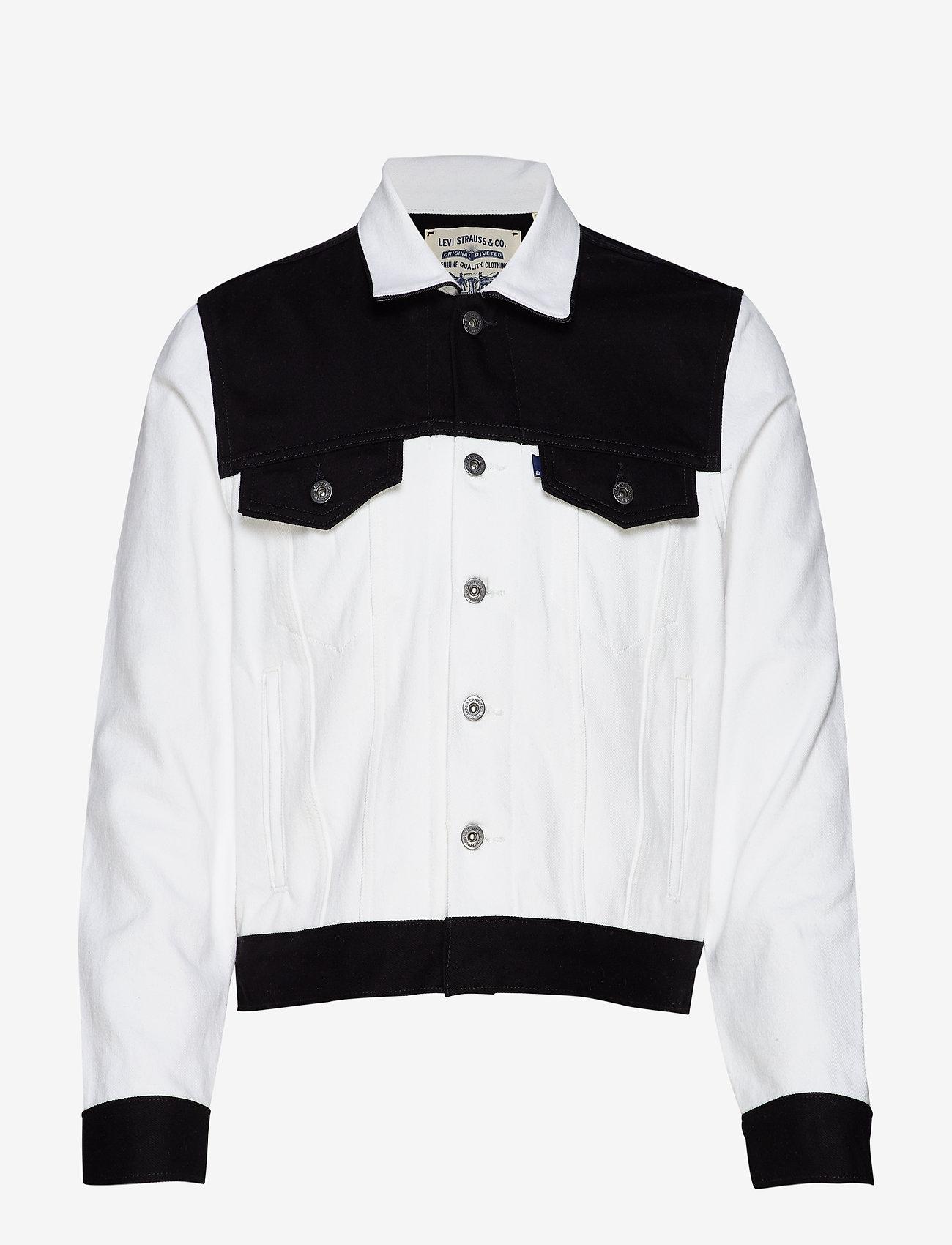 Levi's Made & Crafted - LMC BOXY TYPE III LMC KREMLIN - vestes en jean - multi-color