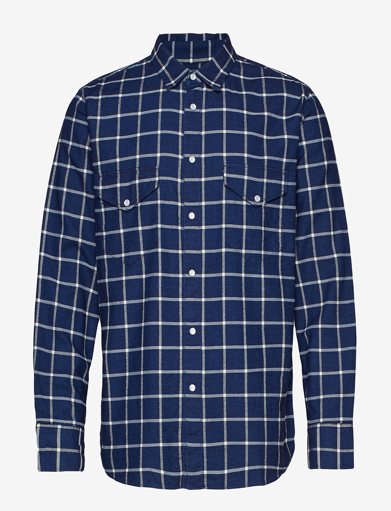 Levi's Made & Crafted - LMC WESTERN SHIRT LMC TWISTER - checkered shirts - multi-color