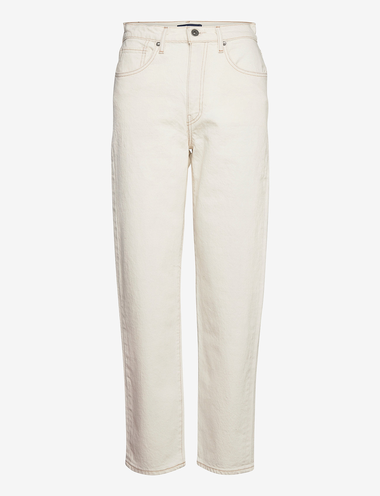 Levi's Made & Crafted - LMC THE COLUMN LMC TRACKS - straight jeans - neutrals - 0